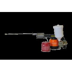 Пушка для обработки пчел