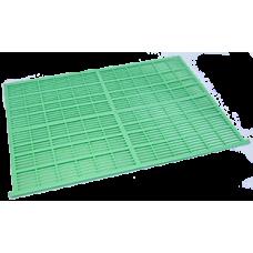 Разделительная решетка лежак